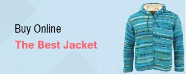 Handmade Woolen Jacket for Man, Woman and Kids
