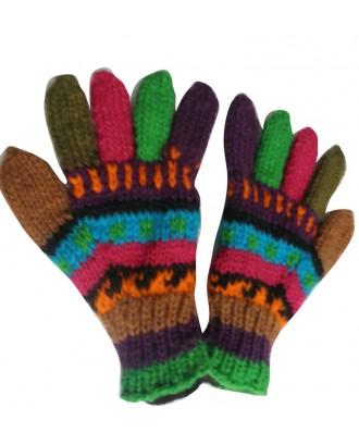 Handmade Woolen Glove