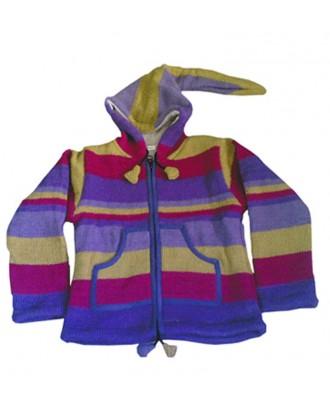 Handmade Woolen Kid Jacket