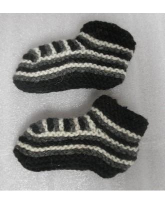 Handmade Woolen Kid Slipper