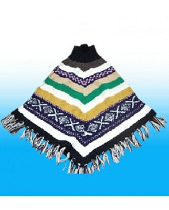 Handmade Woolen poncho