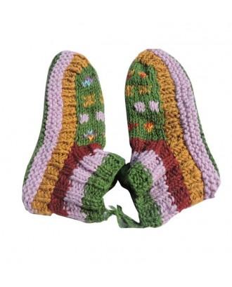 Handmade Woolen Slipper