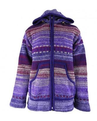 Woolen Woman Jacket